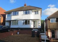 3 bedroom semi detached property for sale in Yarningale Road...
