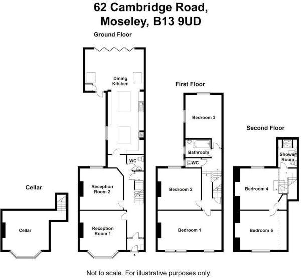 62 Cambridge Road -