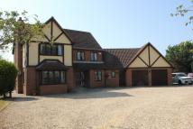 4 bed Detached home in Holbeach, Lincolnshire