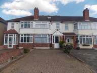 Terraced house in Tynemouth Drive, Enfield