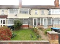 Tynemouth Drive Terraced property for sale