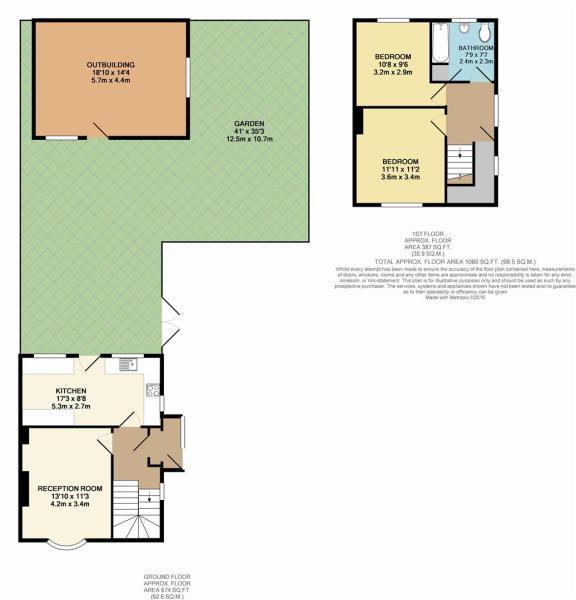 Floor Plan - 19 Rend