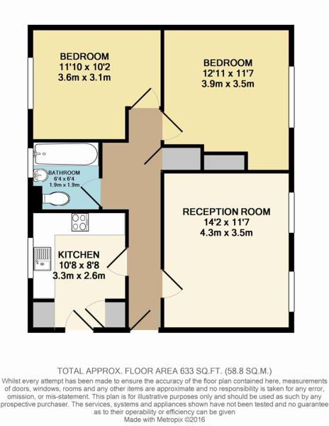Floor Plan - Manor C