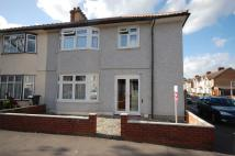 4 bed End of Terrace property in KENNETH ROAD, Romford...