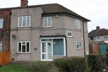 semi detached house in Mayfield Road, Dagenham...