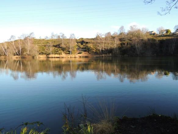 Bourne Valley Lake