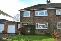 3 bedroom semi detached property in Highfield Close, AMERSHAM