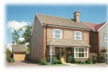 new house for sale in Chestnut Lane, AMERSHAM