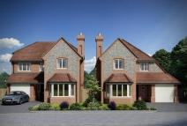 new property in Eagle Close, AMERSHAM