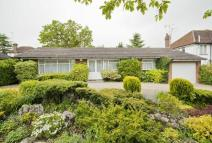 Detached Bungalow in Crofters Road, Northwood