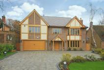 new home for sale in Copse Wood Way, Northwood