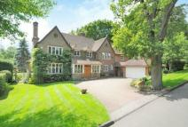 Detached house for sale in Anson Walk, Moor Park