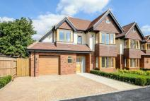 new house in Hambleton Close...