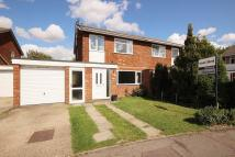 3 bed semi detached house in Squires Road...