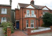 3 bedroom semi detached home in Crescent Road...