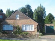 3 bed Detached Bungalow in Upper second Avenue...