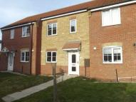 Terraced home in Curtis Drive, Coningsby