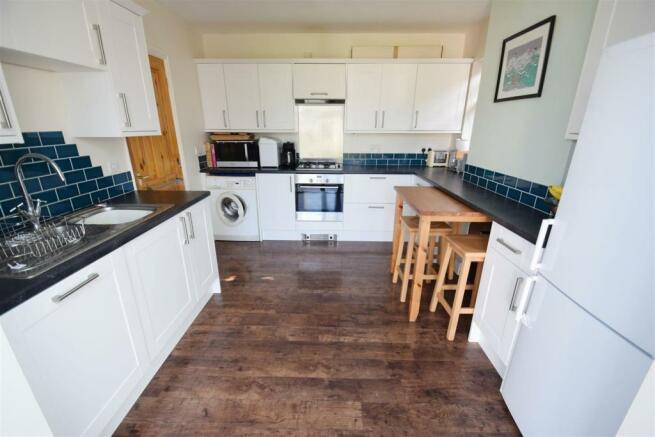 Kitchen/breakfastroom