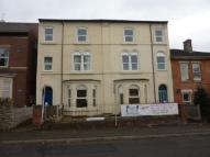 1 bed Flat to rent in Uttoxeter New Road DE22...