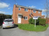 2 bed semi detached property to rent in Kedleston Court...