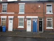 Terraced house in Watson Street...