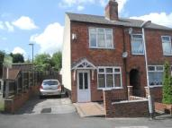 2 bedroom Terraced property to rent in Fletcher Street, Heanor...
