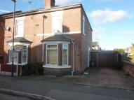 semi detached home to rent in Severn Street, Alvaston