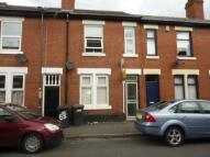 4 bedroom Terraced home to rent in Stanley Street Derby...