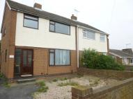 3 bedroom semi detached house to rent in Elm Street, Borrowash