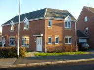 semi detached home to rent in Balata Way, Horninglow...