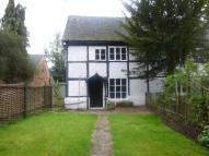 Cottage to rent in Main Street, Etwall...