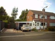 3 bedroom semi detached property to rent in Bridgeside, Stretton