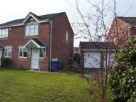 2 bed semi detached house to rent in Shipley Close, Branston...
