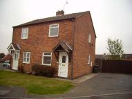 semi detached property to rent in Finch Close...