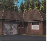 3 bed new house for sale in The Ridgeway, HOLYWELL