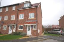 new house for sale in Boundary Way, Saltney...