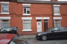 2 bed Terraced house in William Street, Hoole
