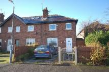 3 bed End of Terrace property in Beeston View, Handbridge...