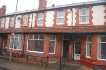 2 bedroom Terraced property in Hewitt Street, Hoole...