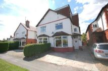 4 bed semi detached property in Green Lane, Vicars Cross...