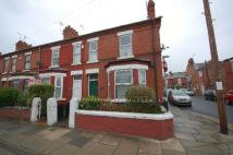 Terraced property in Lightfoot Street...