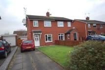 semi detached house to rent in Wells Close...