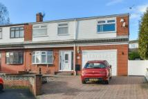5 bed semi detached home in Morville Drive...