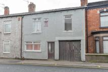 Terraced house in Orrell Road, Wigan