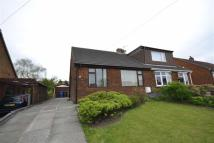 Park Avenue Semi-Detached Bungalow to rent
