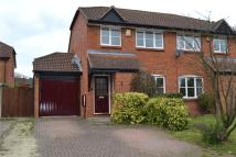 semi detached property in Cotterell Gardens...
