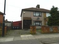 Park Lane semi detached house for sale