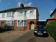 semi detached property for sale in Warren Crescent...