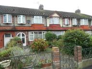 Terraced home for sale in Richmond Crescent...