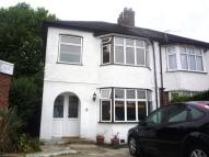 semi detached house for sale in Warren Crecent...
